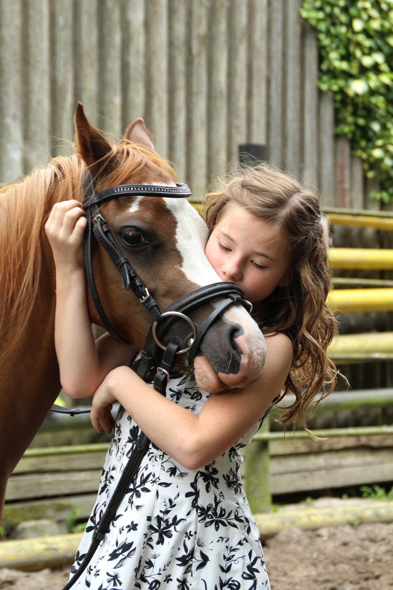 Ridning_hest_pige