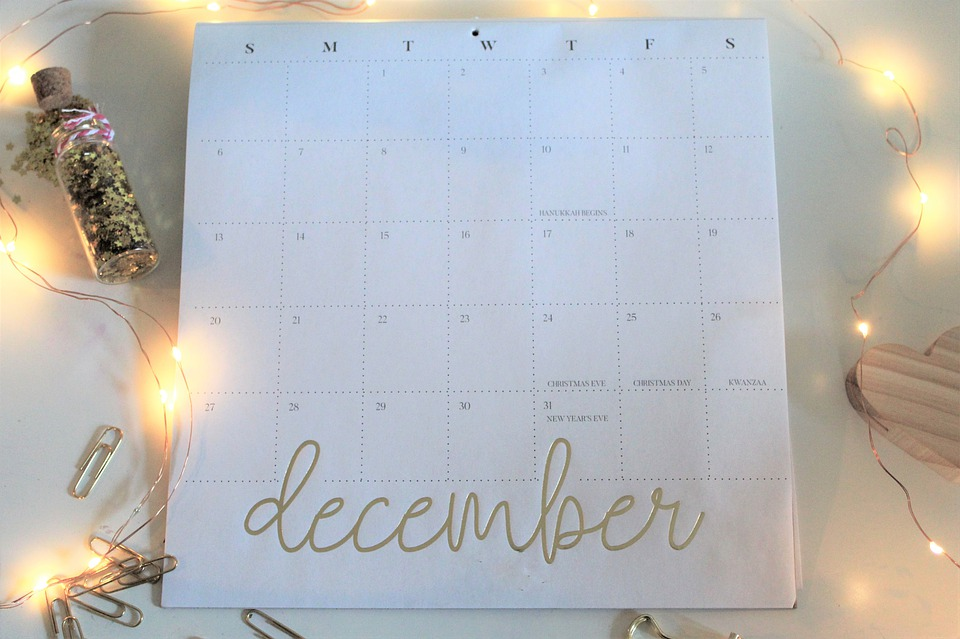 Kalender for december